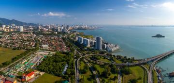 Reise Malaysia: Penang Island