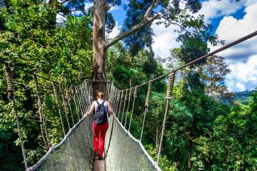 Malaysia Reise - Borneo