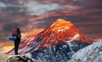 Reise Nepal: Everest