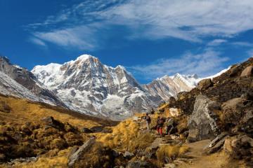 Reise Nepal: Wandern in Annapurna Region