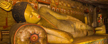 Sri Lanka Reise: Dambulla Cave Temple