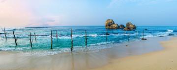 Reise Sri Lanka: Stelzenfischer