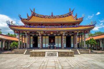 Reise Taiwan: Taipei Nationaltheater
