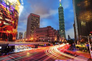 Reise Taiwan: Taipei