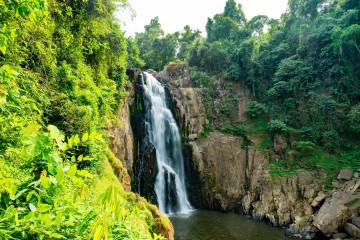 Thailand Reise: Khao Yai Nationalpark - Haew Narok Wasserfall