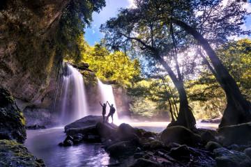Thailand Reise: Khao Yai Nationalpark - Heo Suwat Wasserfall