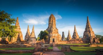 Thailand Reise: Ayutthaya Tempel