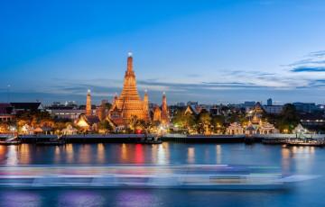 Thailand Reise: Bangkok