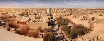usbekistan reise ausblick