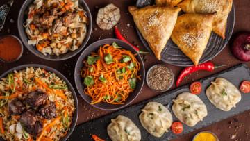 Essen Usbekistan
