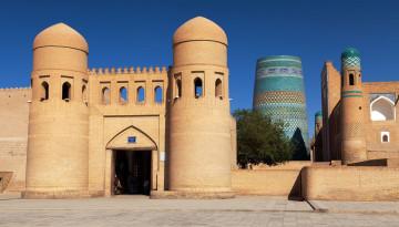 Reise Usbekistan - Chiva