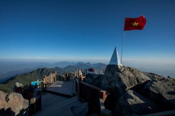 Vietnam Reise: Fansipan Gipfel
