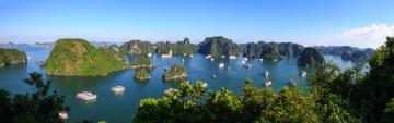 Reise Vietnam: Halong-Bucht