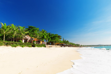 Vietnam Reise - Strand in Mui Ne