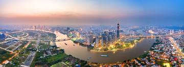 Reise Vietnam - Ho-Chi-Minh-Stadt - Saigon