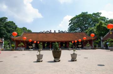 Reise Vietnam: Hanoi Literaturtempel