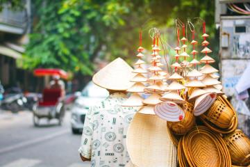 Reise Vietnam Handwerk