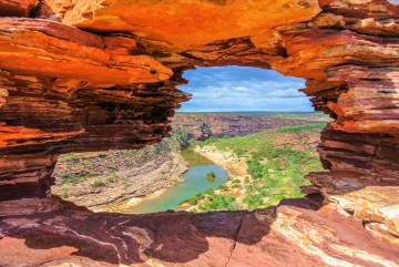 Australien Reise - Kalbarri Nationalpark