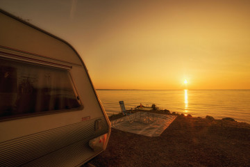 australien reise camping