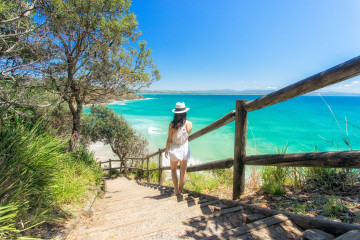 Australien Reise - Byron Bay