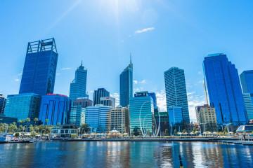 Südwest-Australien Perth