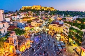 Segelreise Griechenland Athen