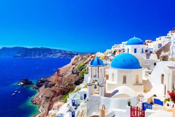 Segelreise Griechenland Santorini