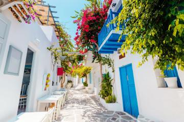 Segelreise Griechenland Kykladen