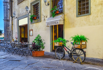Reise Italien - Gimignano