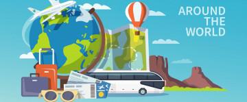 organisierte Weltreise