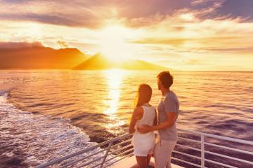 Weltreise - Mit dem Kreuzfahrtschiff um die Welt