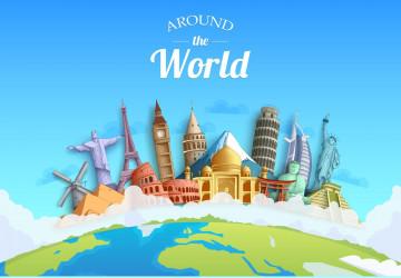 Weltreise - Umrundung Nordhalbkugel
