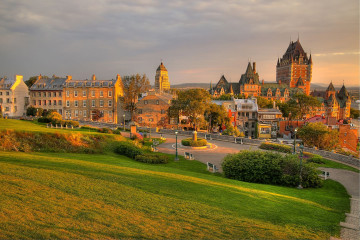 Kanada Reise: Quebec City
