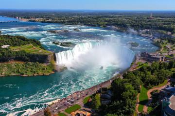 Reise Kanada - Niagara Fälle