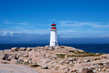 Kanada Reise: Leuchtturm Peggys Cove