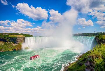 Kanada Urlaub - Niagarafälle