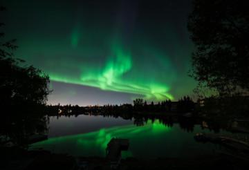 Kanada Reise Polarlichter