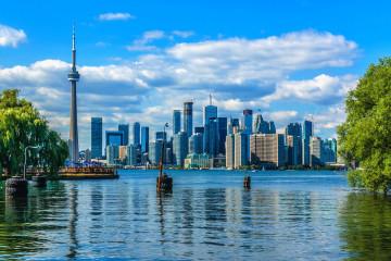 Kanada Reise Lake Ontario