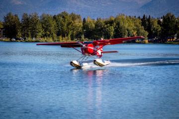 Kanada Reise mit Wasserflugzeug