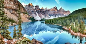 Reise Nordamerika: Banff Nationalpark