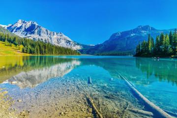 Reise Kanada: Emerald Lake Yoho Nationalpark