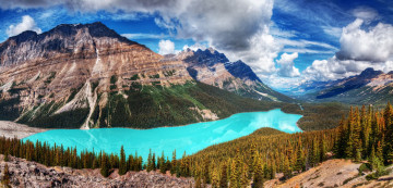 Kanada Reise: Banff Nationalpark