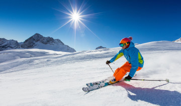 Kanada Reise: Skifahren