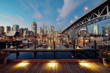 Vancouver Kanada Reise