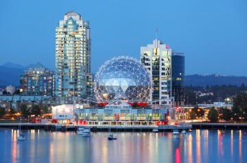 Kanada Reise: Vancouver