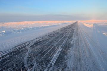 Reise Kanada: Inuvik Highway
