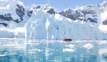 Reise Antarktis Expedition Schiffsreise