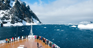 Reise Antarktis MS Expedition Schiffsreise