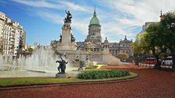 Buenos Aires Städte Exkursion