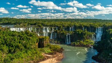 Argentinien-Reise Iguazú-Wasserfälle